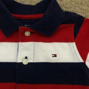Tommy Hilfiger One Pieces - Tommy Hilfiger Onesie/ Nike Joggers